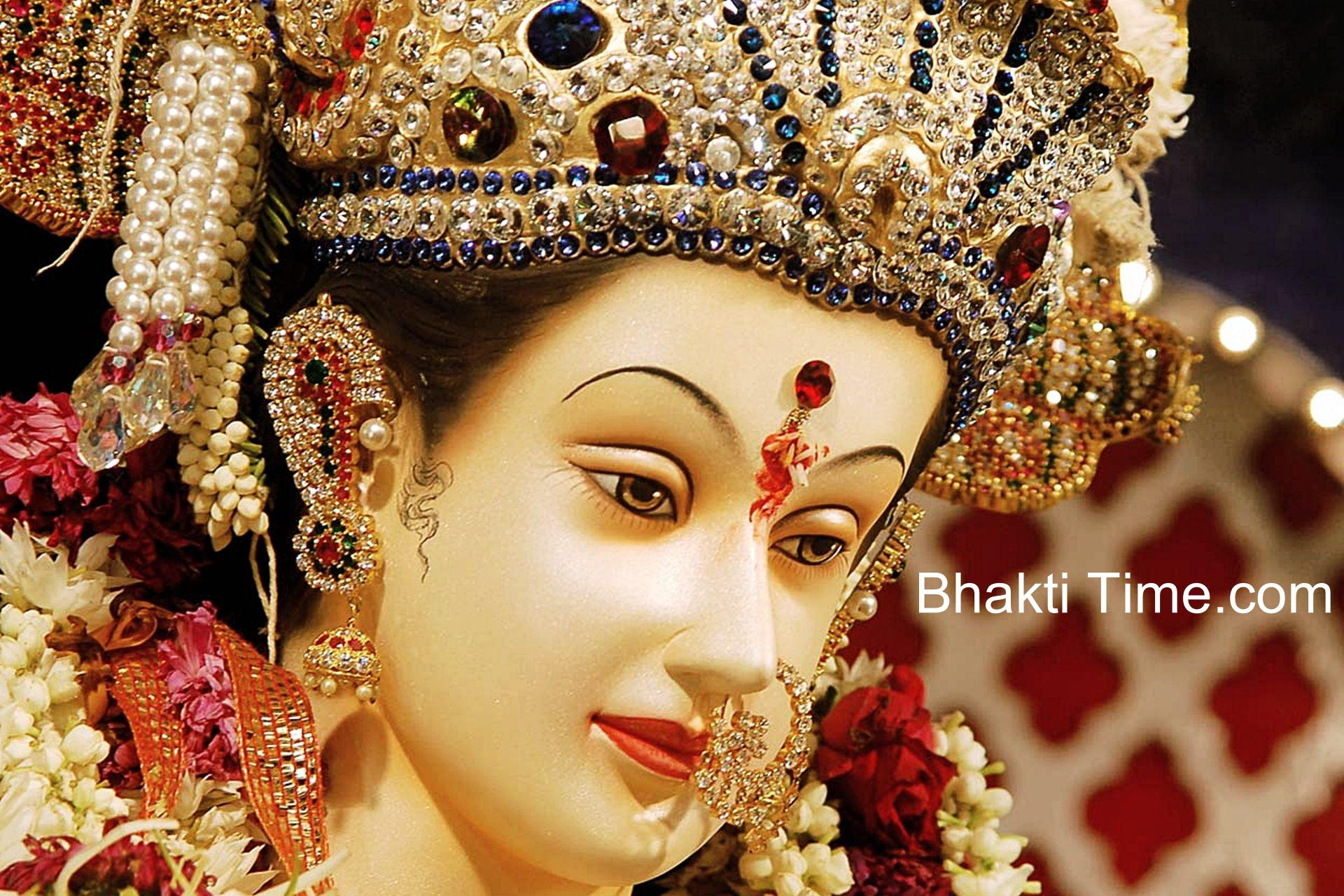 Beautiful Wallpaper Lord Devi - Godess-Durga-as-Maa  Collection_45963.jpg