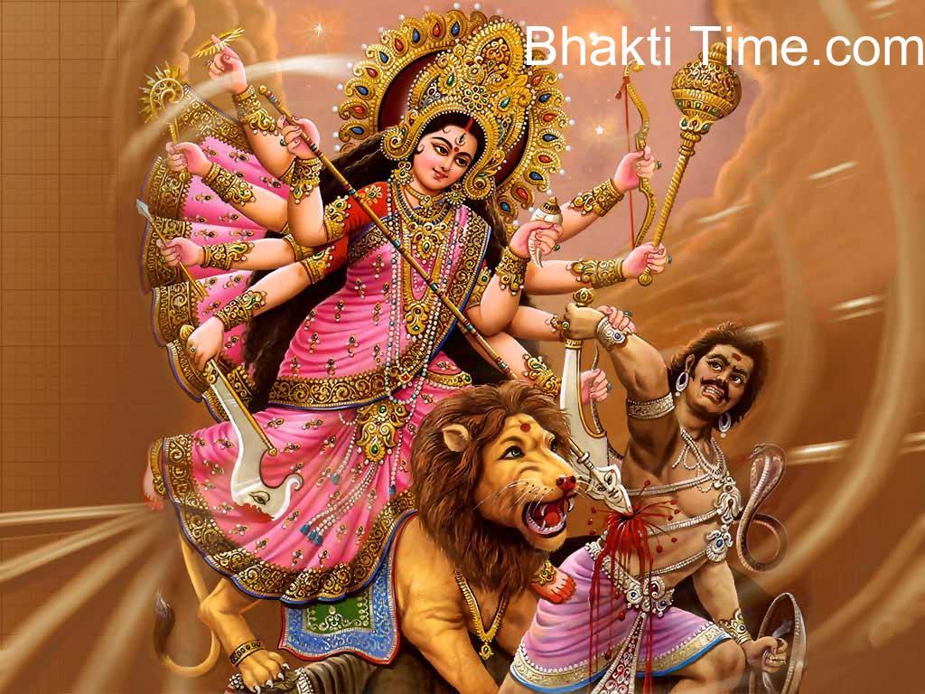 Godess Durga in Shakti Roop