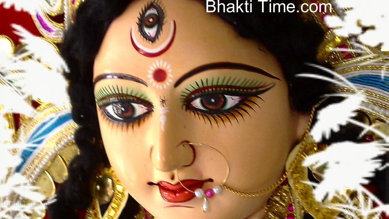 Godess Durga in Shiva Roop